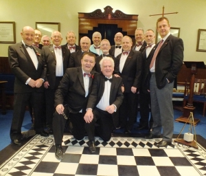 Pendle Lodge members