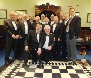 Pendle Lodge members