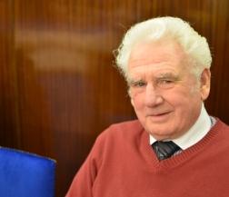 W.Bro John Hudson - Secretary
