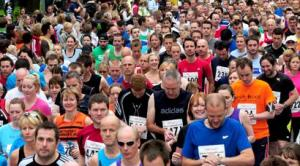 Jane Tomlinson 10k run