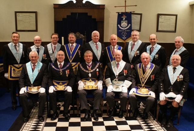 PGM Visits Queens Jubilee Lodge