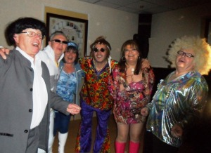 Pendle Lodge 50's night