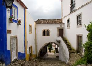 Portugal_Obidos_Alley