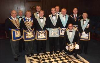 The youngest WM of Ormerod Lodge