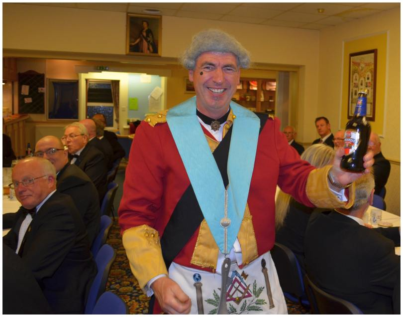 Yer a boring bugger Brenda – Pendle Lodge of Freemasons
