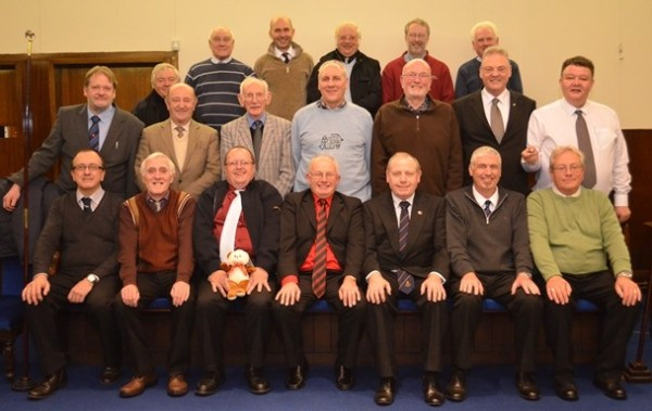 Pendle Lodge Masons at Bradshaw  Street 5/12/13