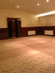 Nelson Masonic Hall Empty