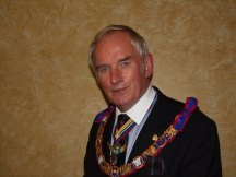 RWB Keith Schofield Provincial Grand Master Mark Degree