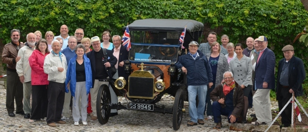 Start of Model  T run from Cascaise 1024 x 440 DSC_2146