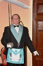 Inner Guard Bro Ian Duxbury