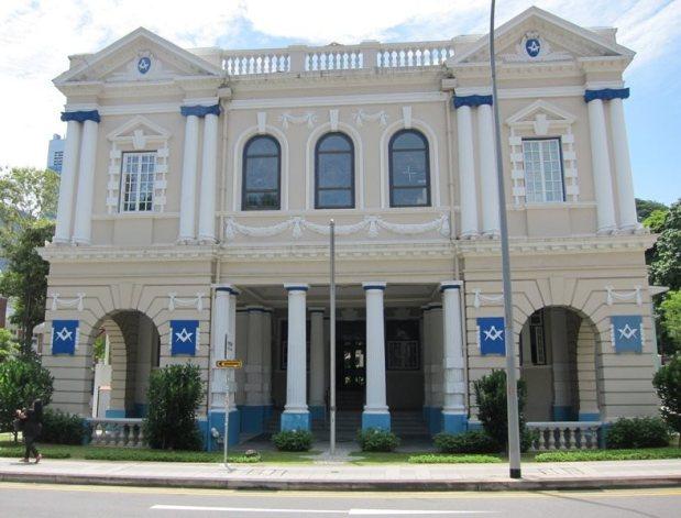 Singapore Masonic Hall