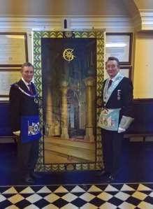 second degree tracing board queens jubilee