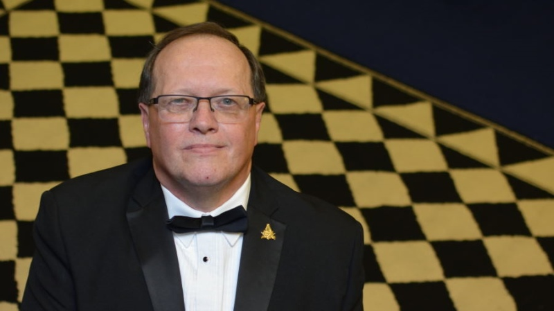 Bro. Ian Duxbury W.M. Pendle Lodge 2019-20